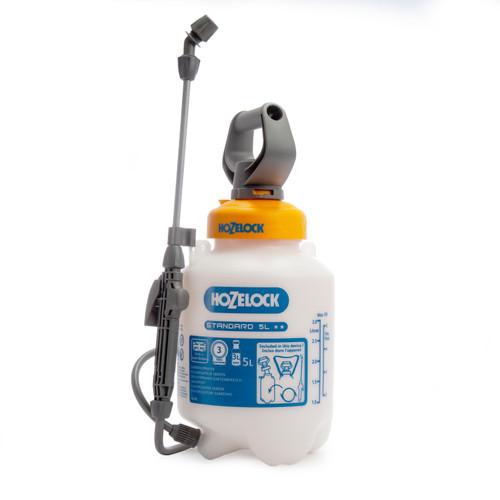 Hozelock 4230 Standard Pressure Sprayer 5 Litres