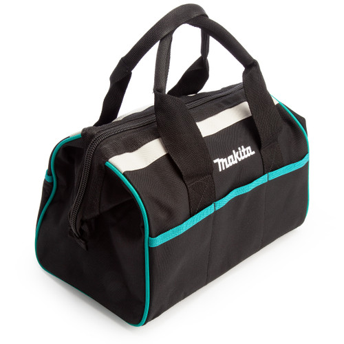 Makita 832319-7 Wide Mouth Tool Bag Small Size (360mm x 270mm x 220mm)