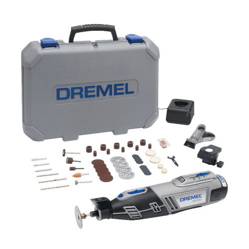 Dremel 8220-2/45 12V Multi Tool with 45 Accessories