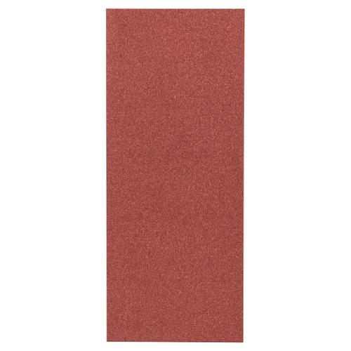 Bosch 2608605325 C430 1/2 Sanding Sheets 120 Grit 115 x 280mm (10 Pack)