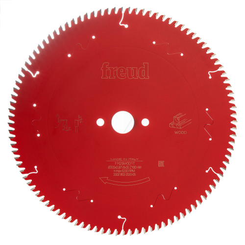Freud F03FS09787 Circular Saw Blade for Wood 315mm x 30 x 2.8 x 100T (FR29W001T)