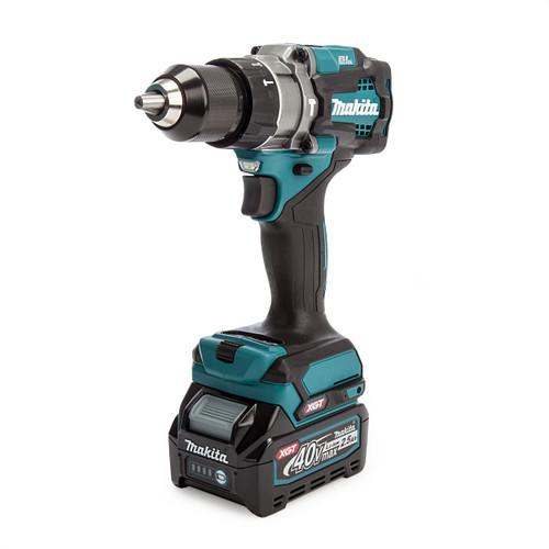 Makita HP001GD202 40Vmax XGT Combi Drill (2 x 2.5Ah Batteries) 1