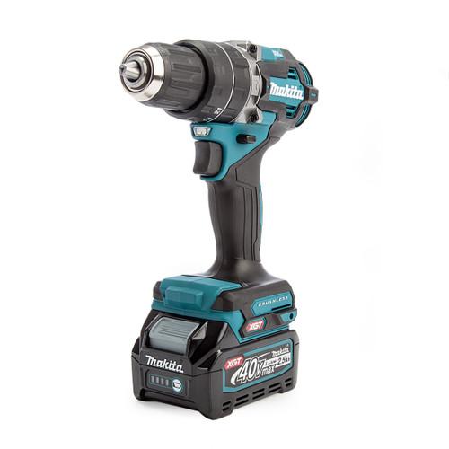 Makita HP002GD203 40Vmax XGT Combi Drill (2 x 2.5Ah Batteries) 1