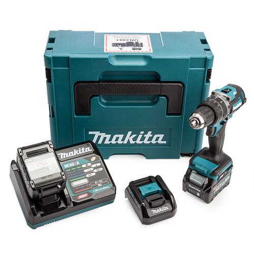 Makita HP002GD203 40Vmax XGT Combi Drill (2 x 2.5Ah Batteries) 3