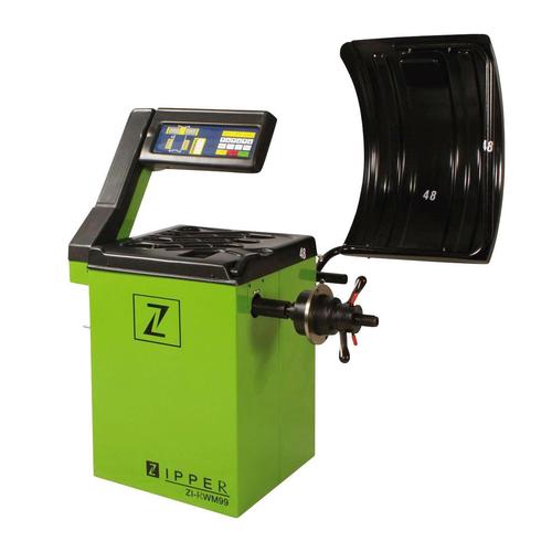 Zipper RWM99 Automatic Wheel Balancer (240V)