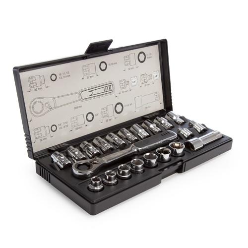 Makita B-65604 Pass Thru Socket Set