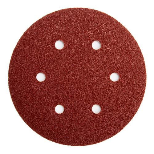 Abracs ABHL8150040 Sanding Discs 40 Grit 150mm (25 Pack)