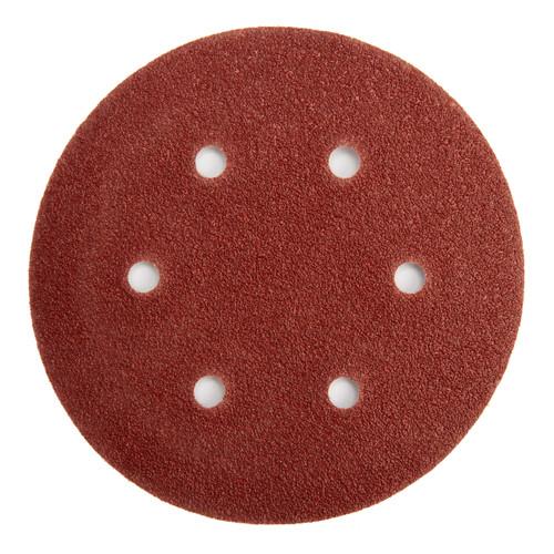 Abracs ABHL8150060 Sanding Discs 60 Grit 150mm (25 Pack)
