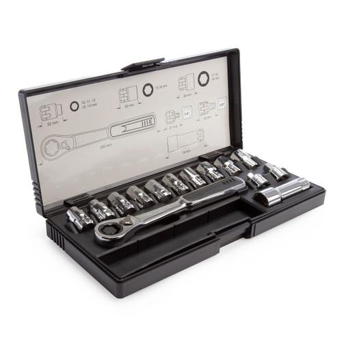 Makita B-65595 Pass Thru Socket Set