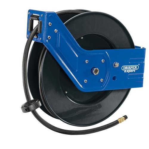 Draper 15050 Retractable Air Hose Reel 15M