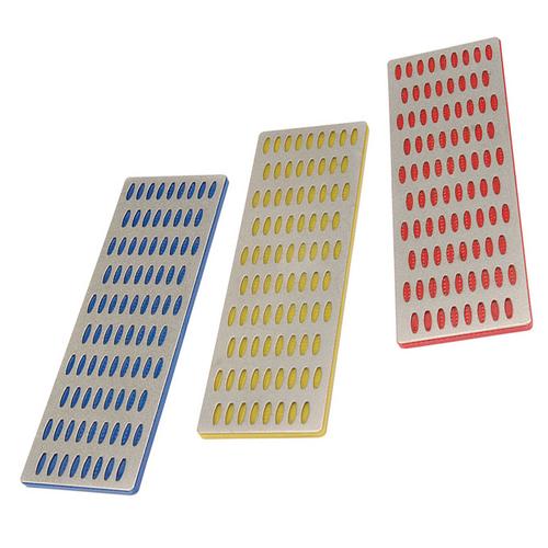 Draper 26335 Diamond Whetstone Set (3 Piece)