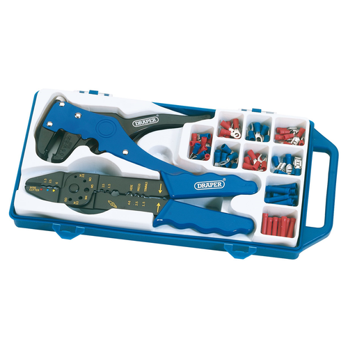 Draper 33079 6 Way Crimping And Wire Stripping Kit