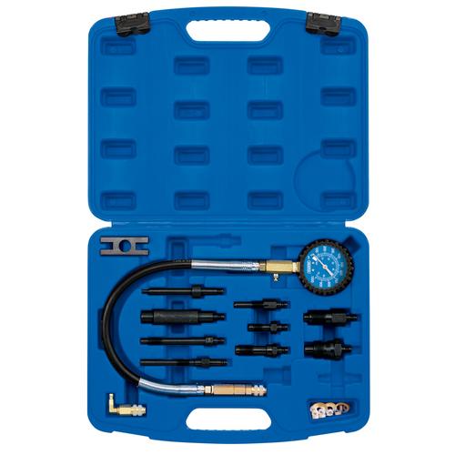 Draper 35878 Diesel Compression Test Kit 12 Piece