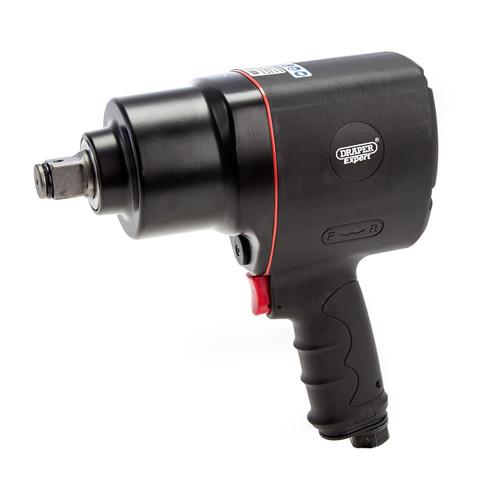 "Draper 48413 Air Impact Wrench 3/4"" Square Drive 1"