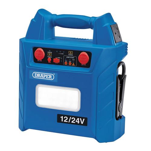 Draper 70554 12V/24V Jump Starter 3000A