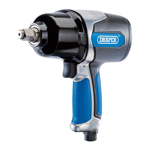 "Draper 83745 Air Impact Wrench 1/2"" Square Drive"