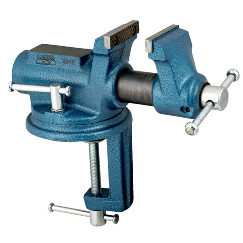 Bahco 834V-2 Round Guide Portable Bench Vice 2 Inch / 54mm