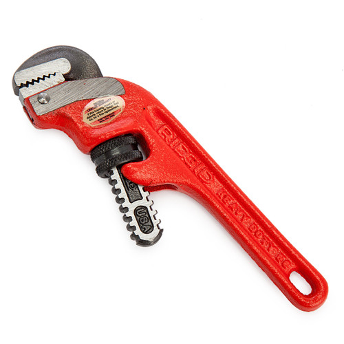 """Ridgid 31050 End Pipe Wrench (6"""") 1"""