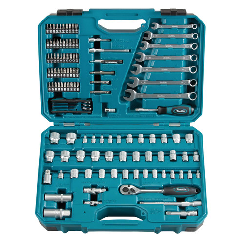Makita E-06616 Maintenance Set (120 Piece) 1