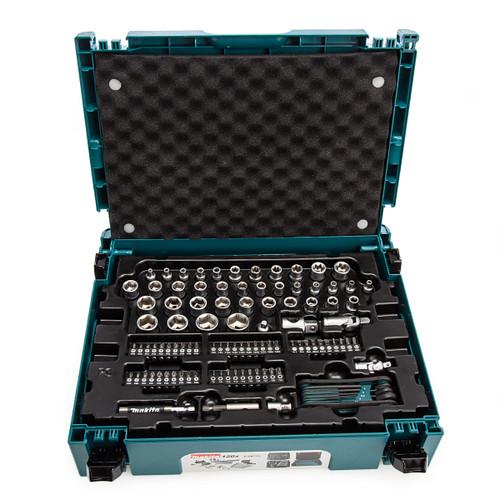 Makita E-08713 Maintenance Set in MakPac Case (120 Piece) 1