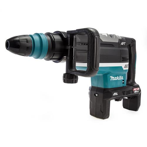 Makita HR006GZ 40Vmax XGT Rotary Demolition Hammer (Body Only) Accepts 2 x 40V Batteries 1