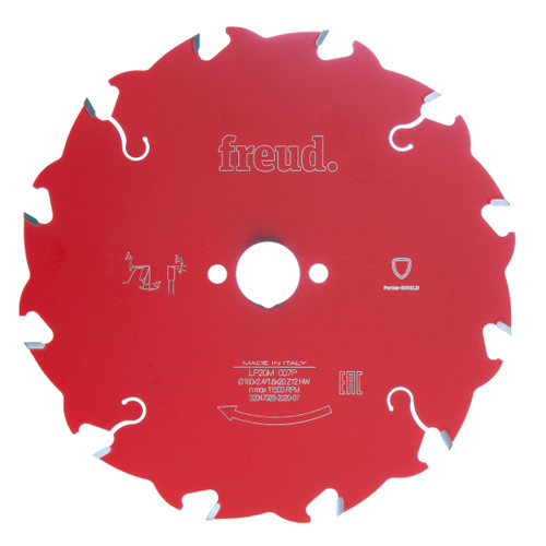 Freud LP20M 007P Circular Saw Blade for Solid Wood 160 x 20mm x 12T