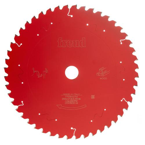 Freud F03FS09762 Circular Saw Blade for Hard/Soft Wood 305 x 30mm x 48T