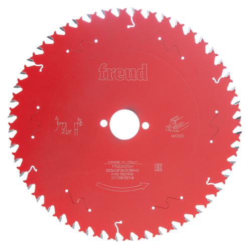 Freud FR20W005H Circular Saw Blade for Solid Wood 235 x 30mm x 48T
