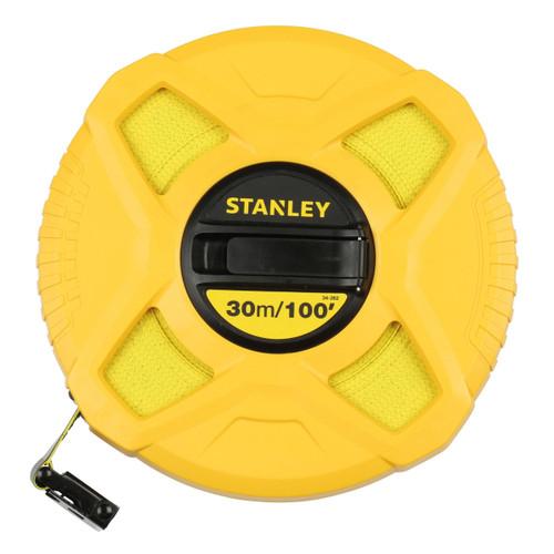 Stanley 0-34-262 Closed Case Fibreglass Tape Measure 30M 1