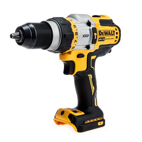 Dewalt DCD999NT 18V XR Flexvolt Hammer Drill Driver (Body Only) 1