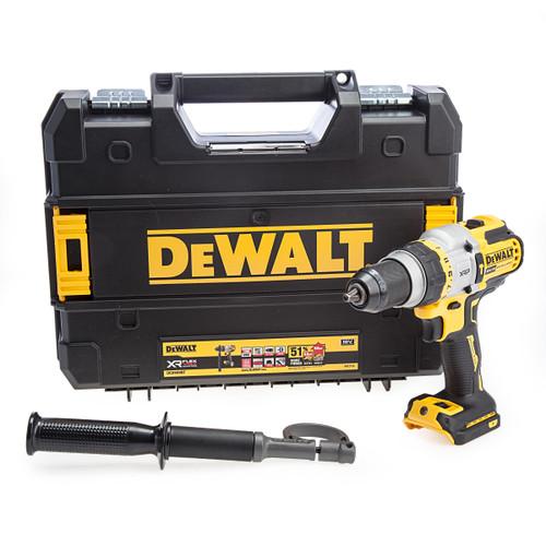 Dewalt DCD999NT 18V XR Flexvolt Hammer Drill Driver (Body Only) 4