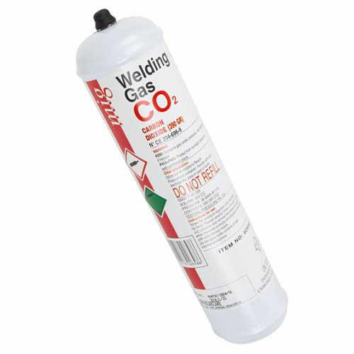 SIP 02658 CO2 Disposable Gas Bottle 390g