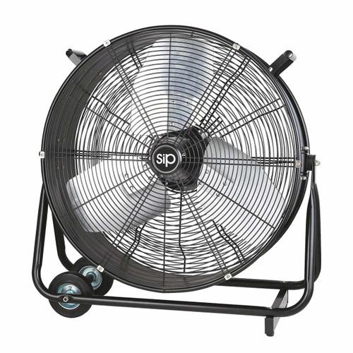 """SIP 05634 24"""" Swivel Drum Fan"""
