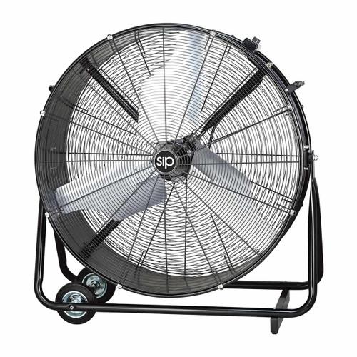 """SIP 05636 30"""" Swivel Drum Fan"""