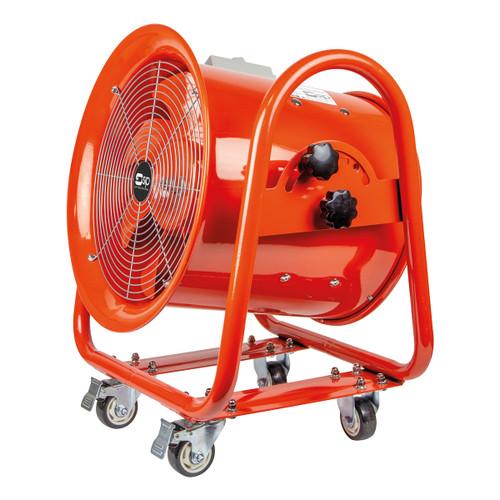 """SIP 05645 16"""" Wheel Mounted Portable Ventilator"""