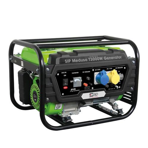 SIP 25133 Medusa T3000W Petrol Generator