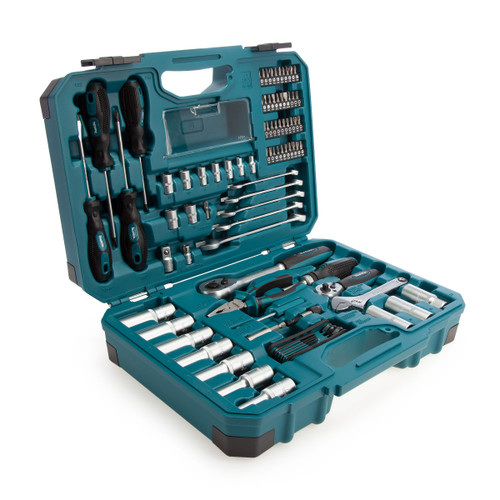 Makita E-08458 Mechanics Set (87 Piece)