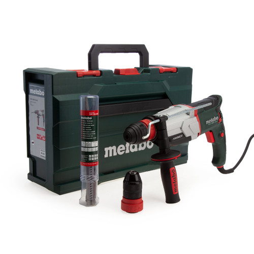 Metabo KHE 2660 QUICK Combination Hammer