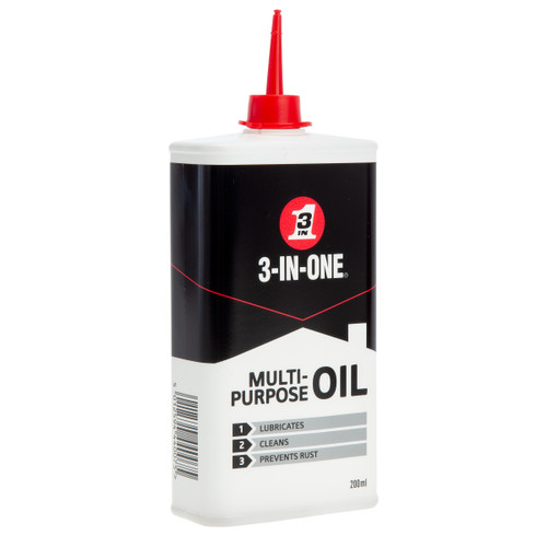 3-In-1 Original Multi Purpose Drip Oil (44231/P) 200ml (Pack Of 12)
