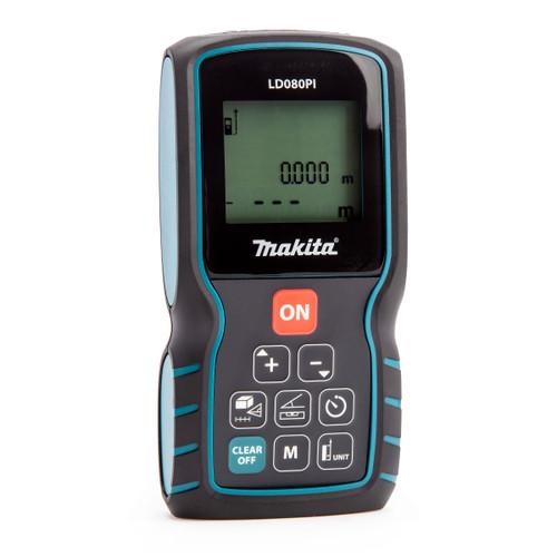 Makita LD080PI 80 Metre Laser Distance Measure