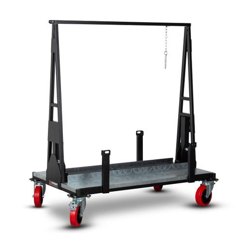 Armorgard LA1000 LoadAll Mobile Plasterboard Trolley