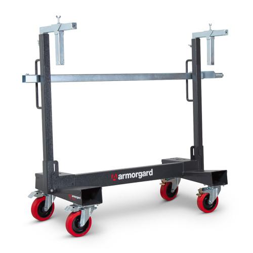 Armorgard LA750-PRO LoadAll Mobile Plasterboard Trolley