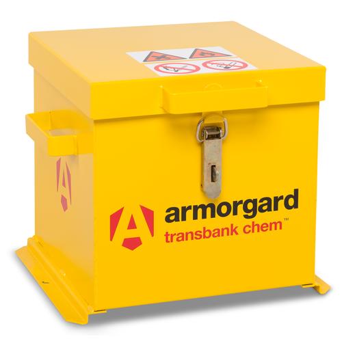 Armorgard TRB1C Transbank for Chemicals 430 x 415 x 365mm