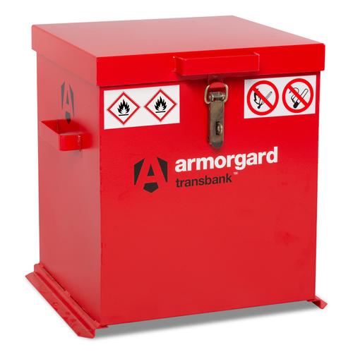 Armorgard TRB2 Transbank Hazardous Transit Box 530 x 485 x 540mm