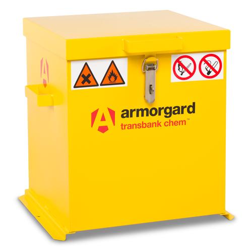 Armorgard TRB2C Transbank for Chemicals 530 x 485 x 540mm