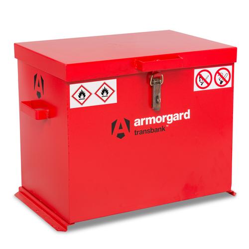 Armorgard TRB3 Transbank Hazardous Transit Box 705 x 485 x 540mm
