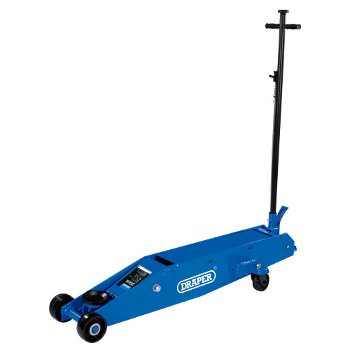 Draper 03494 Long Chassis Trolley Jack 10 Tonne