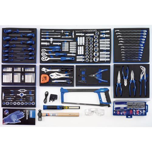 Draper 03609 Workshop Engineer's Tool Kit