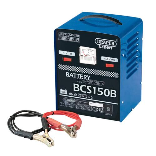 Draper 05582 Expert 12V 135A Battery Starter/Charger