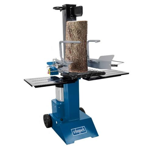Scheppach HL815 Vertical Log Splitter 8 Tonne